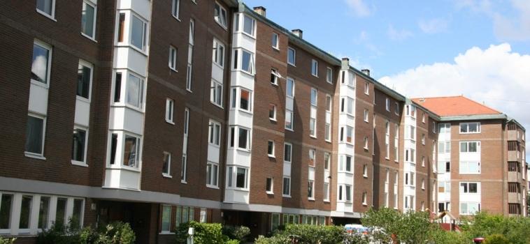 Renoveringen på Karl Gustavsgatan