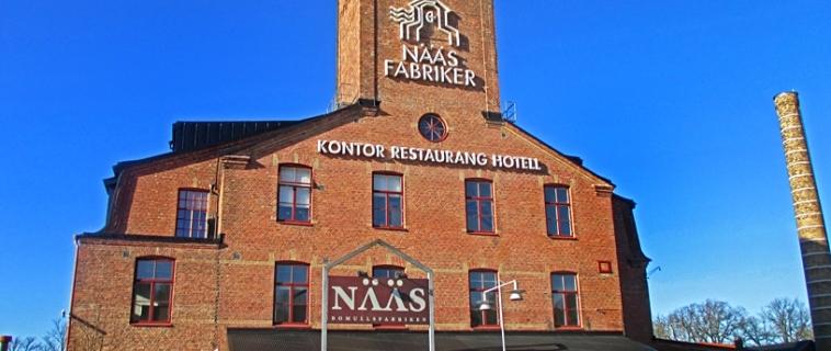 Ny- och ombyggnation av Nääs Fabriker